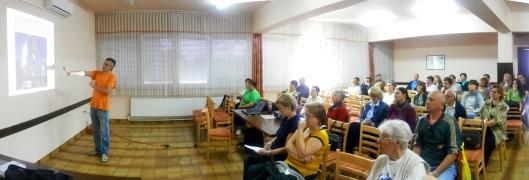 "Ivan Gregov održao je predavanje pod nazivom ""Permakultura: mala rješenja za velike probleme"""